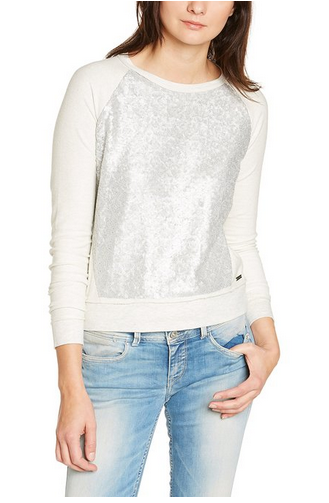 Jersey marca Pepe Jeans para mujer, outlet