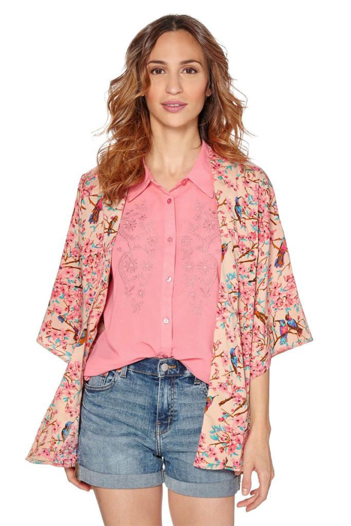 kimono mujer verano barato, outlet online