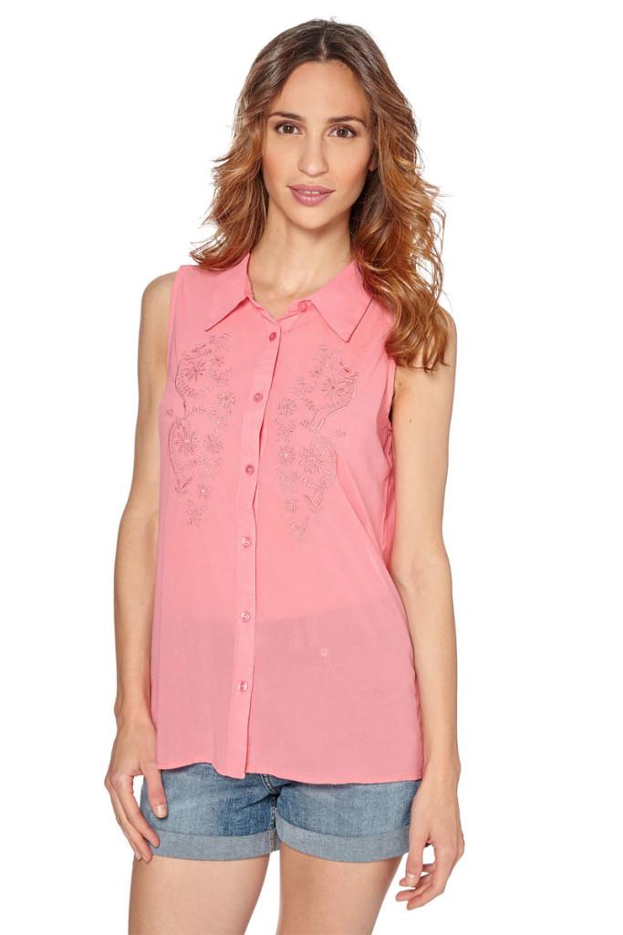 Camisa mujer verano barata, outlet online
