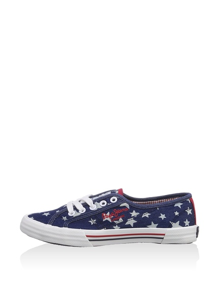 Zapatillas mujer marca Pepe Jeans baratas, outlet