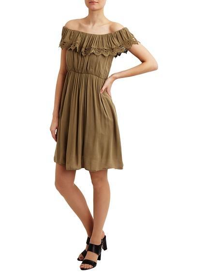 Vestido otoño marca Vila baratos, outlet 3