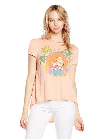 Camiseta cuadros para mujer marca H Preppy, outlet