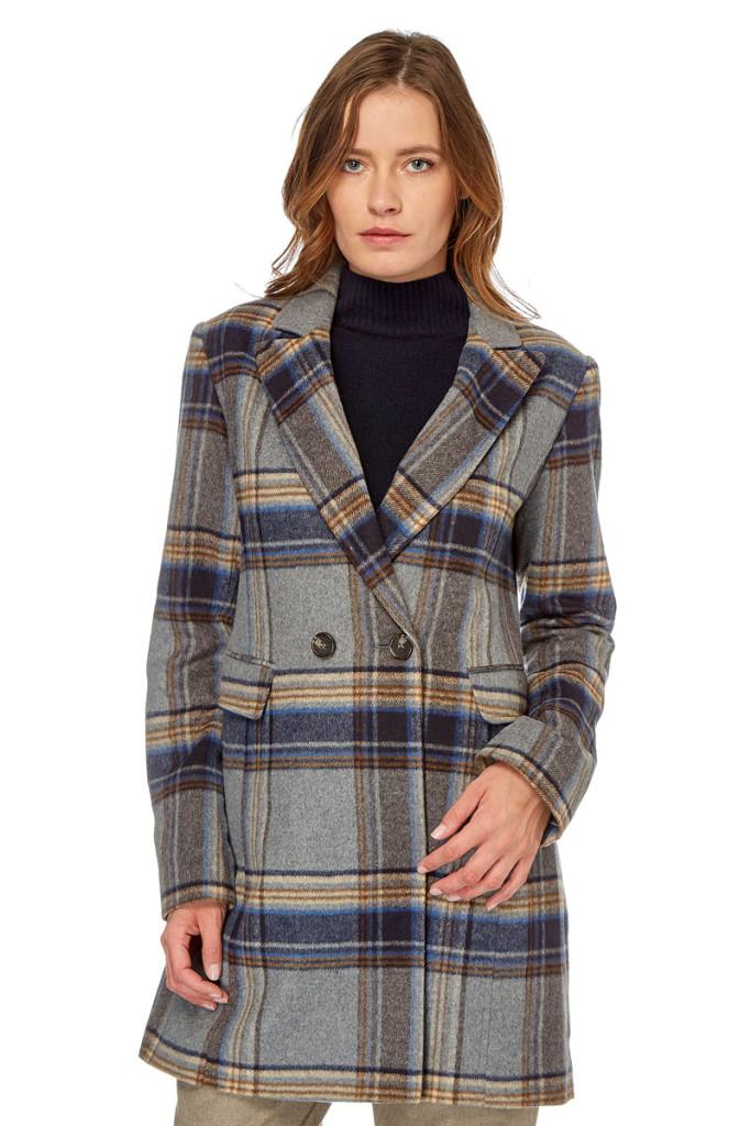 Abrigos lana mujer marca Devernois baratos, outlet 3