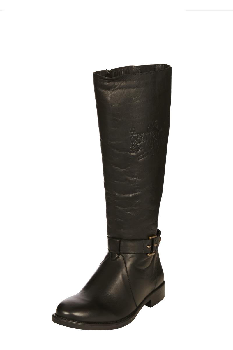el precio más bajo c6db5 4c75f botas piel mujer rebajas