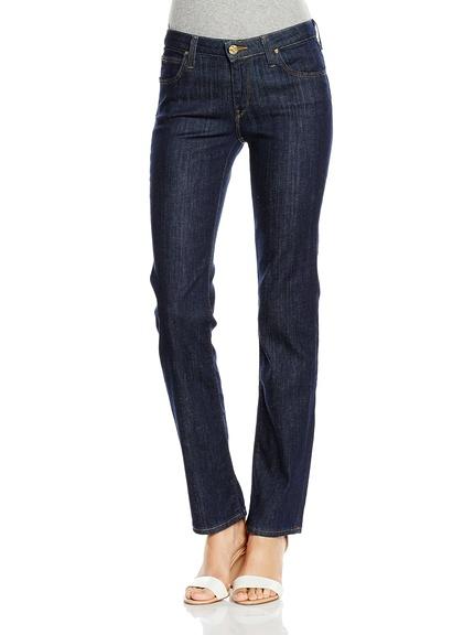 Pantalones tejanos para mujer marca Lee baratos, outlet