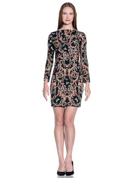 Vestido marca  Just Cavalli barato, outlet
