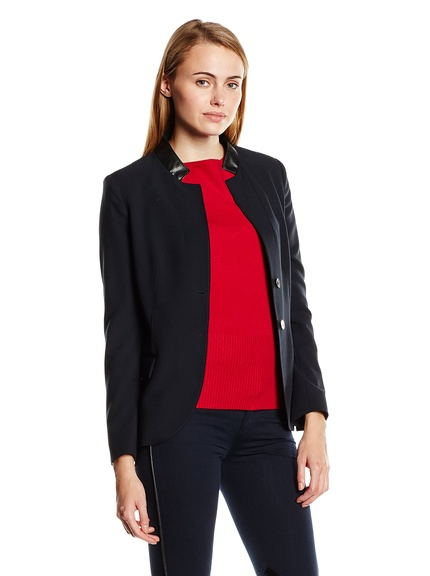 Chaqueta mujer marca Trussardi barata, outlet