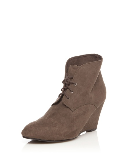 Botines mujer marcas Springfield, outlet