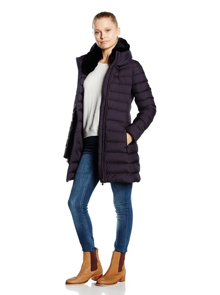 Anoraks de plumas para mujer marca ADD, outlet online