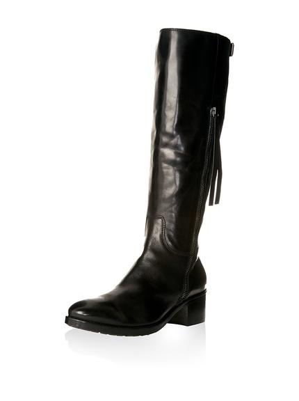 Botas de piel marca Donna Piu baratas, outlet