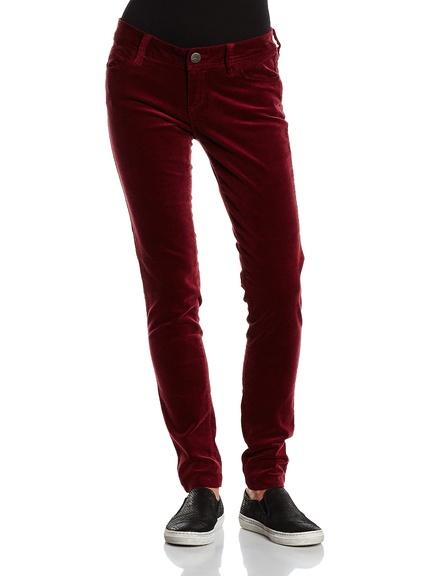 Pantalones terciopelo marca New Caro baratos