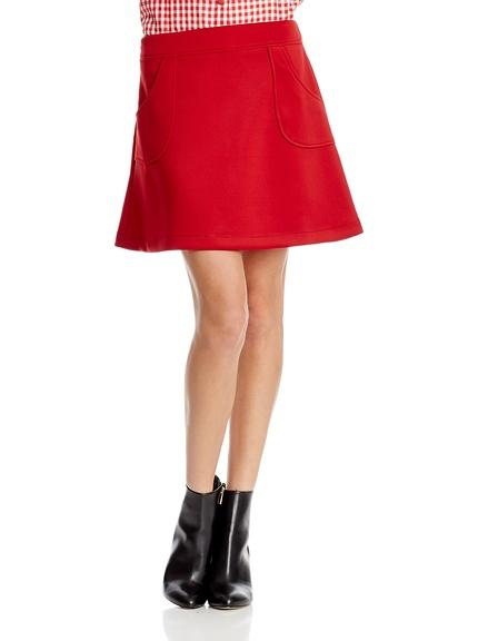 Falda roja marca Trakabarraka barata, rebajas