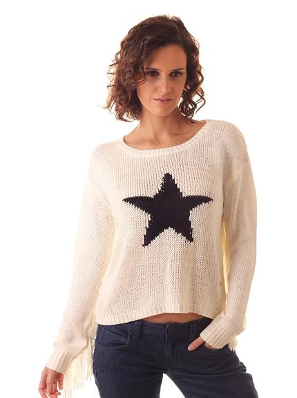 Jersey estrella para mujer marca Pepita Pérez baratos, rebajas