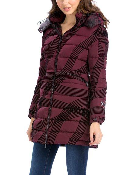 Abrigos y anoraks marca Desigual baratos, outlet