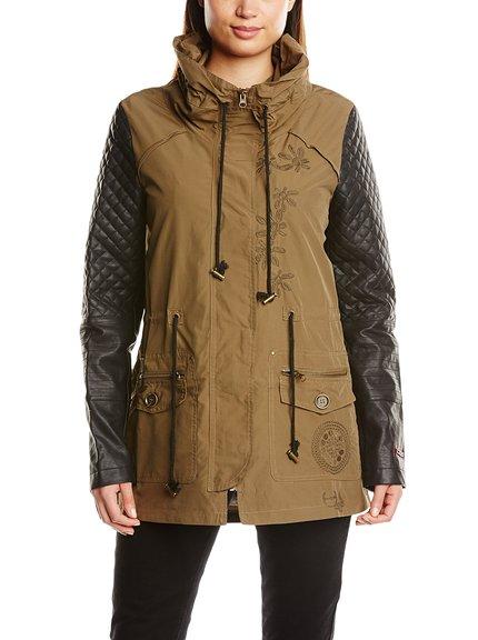 Abrigos y anoraks marca Desigual baratos, outlet 3