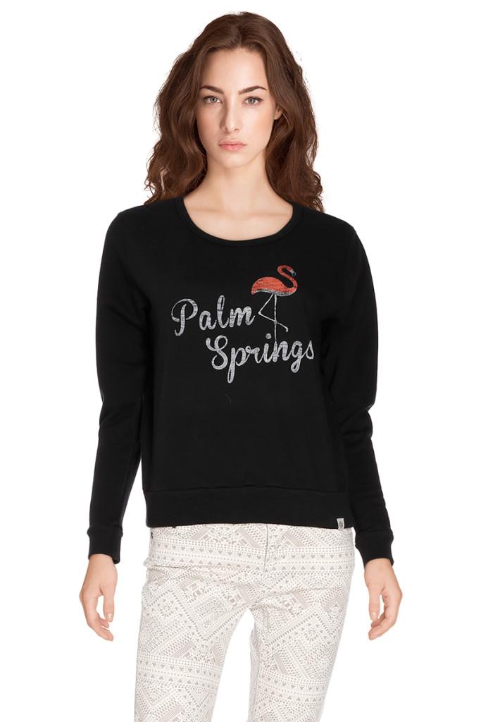 Camiseta flamenco para mujer marca Element barata, outlet
