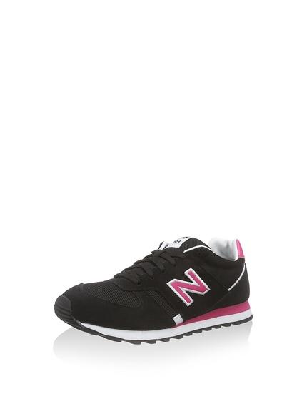 zapatillas new balance mujer negras y rosas