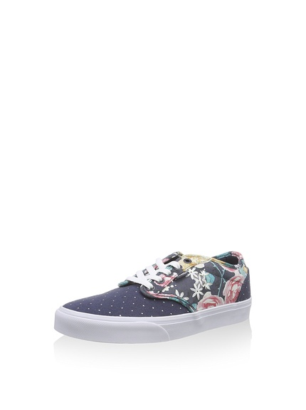 Outlet online zapatillas marca Vans mujer. Zapatillas mujer marca Vans  estampadas flores ... 586c2860a46