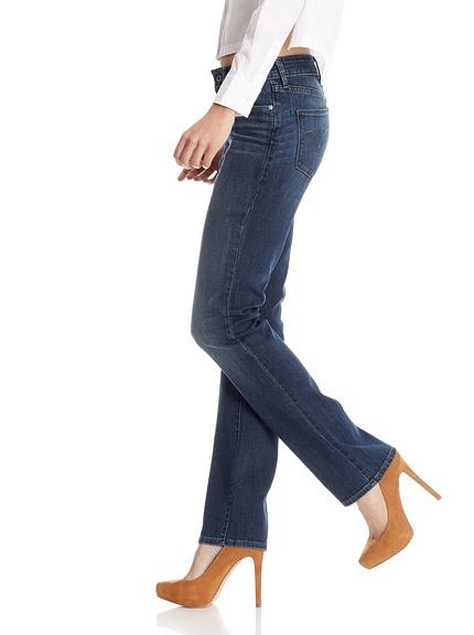Pantalones vaqueros rectos marca Levi's baratos, outlet