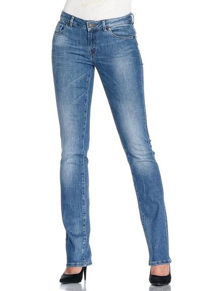 Pantalones vaqueris rectos para mujer marca Miss Sixty outlet