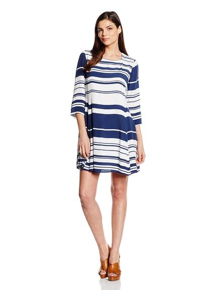 Vestidos primavera rayas marca Cortefiel baratos, outlet online