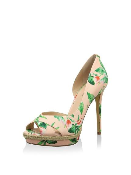 Sandalias flores marca Guess baratas