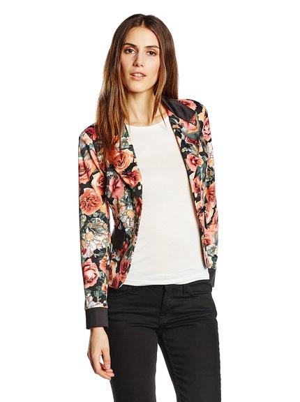 Chaquetas americanas mujer marca Spring Style barata, outlet