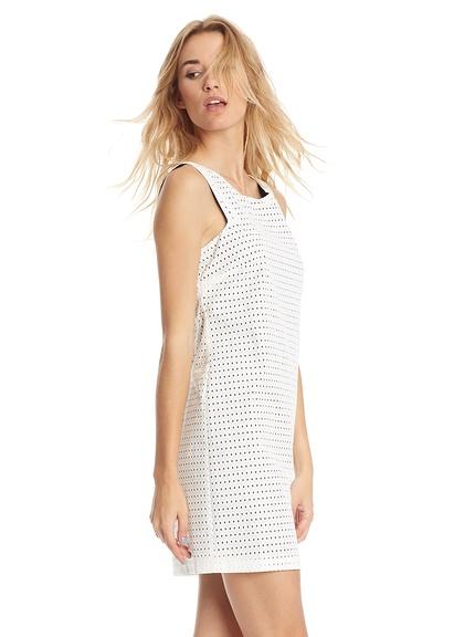 Vestido verano marca Naf Naf barato, outlet