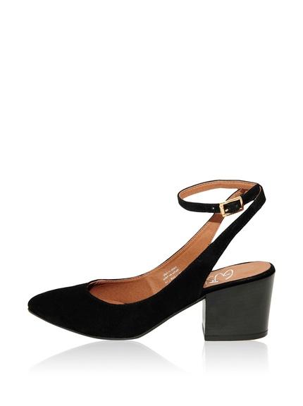Zapatos tacón bajo marca Gusto baratos, outlet online