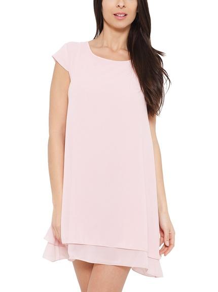 Vestido color rosa claro marca Eyedoll barato, outlet