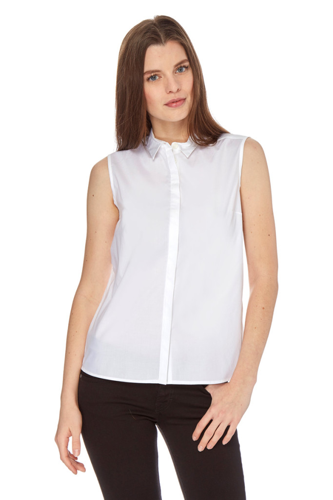 Blusa mujer marca French Connection barata, outlet