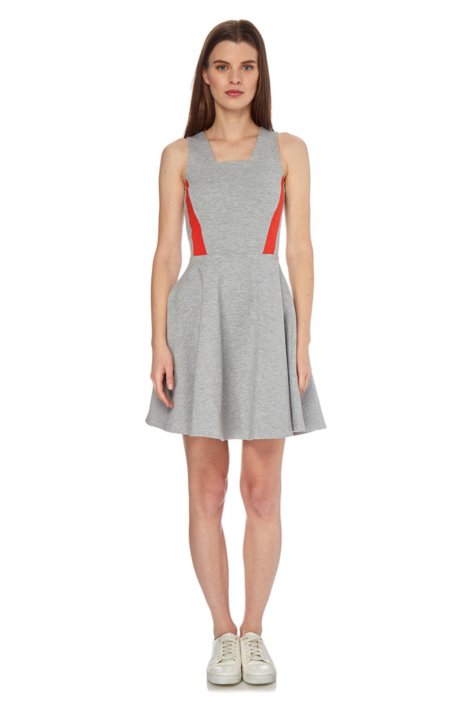 Vestido marca French Connection barato, outlet