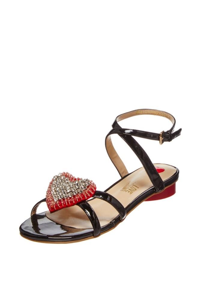 Sandalias marca Love Moschino baratas, outlet online