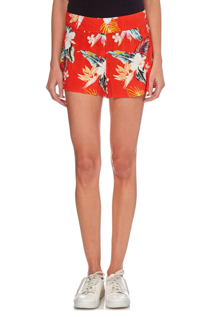 Shorts estampados marca Billabong baratos, outlet
