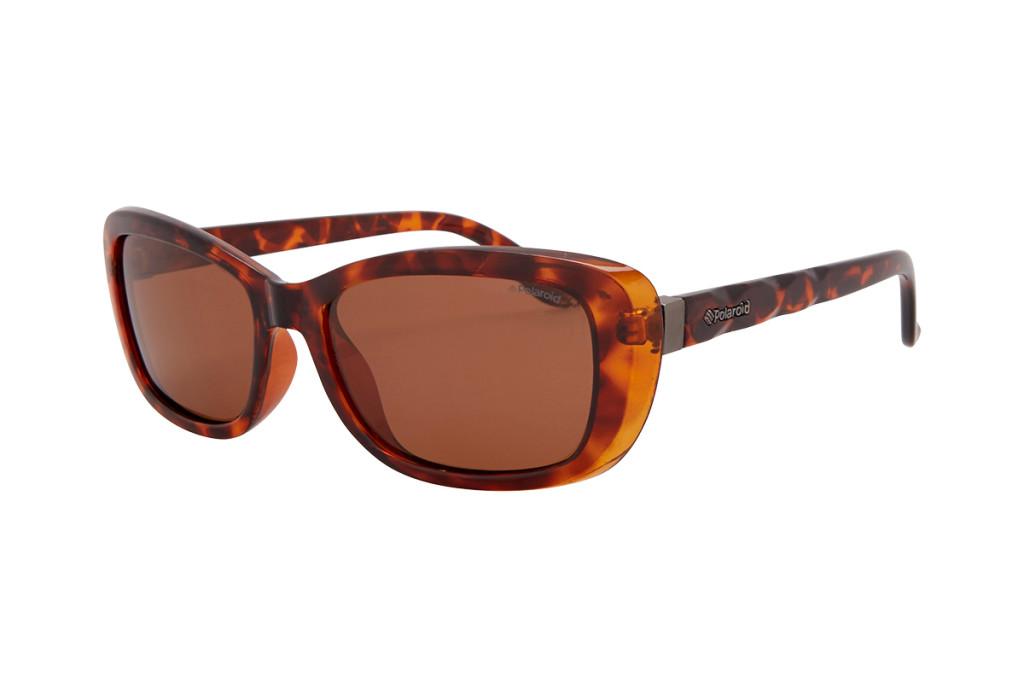 Gafas sol mujer estampado leopardo marca Polaroid baratas, outlet
