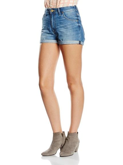 Shorts tejanos marca Lee baratos, outlet