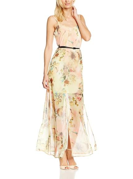 Vestido largo verano marca Lavad barato, outlet