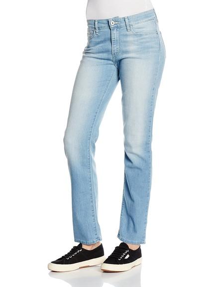 Pantalones vaqueros mujer marca Levi's baratos, rebajas