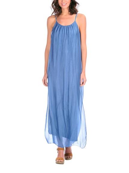 Vestidos de seda marca Bleu Marine baratos, rebajas