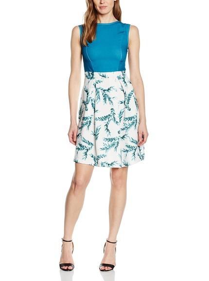 Vestido azul marca Blueberry barato, outlet