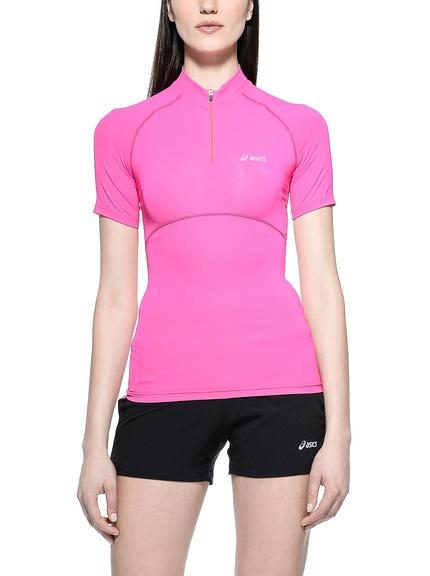 fe2f5efb35f48 Camiseta deporte de marca Asics para mujer baratas