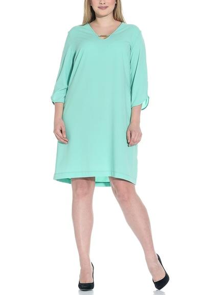 Vestido tallas grandes marca Fiorella Rubino, outlet