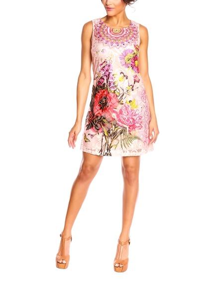 Vestidos marca Bandida estampado flores baratos, outlet 2
