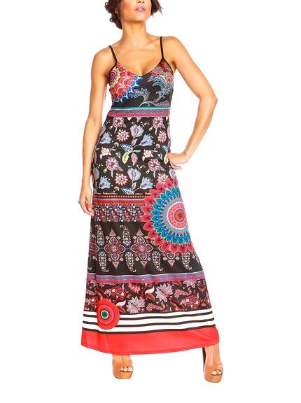 Vestidos marca Bandida estampado flores baratos, outlet