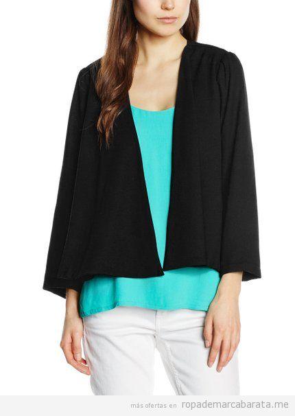 43d542cb26271 Outlet online chaquetas y abrigos mujer distintas marcas · Chaqueta marca  Derhy barata