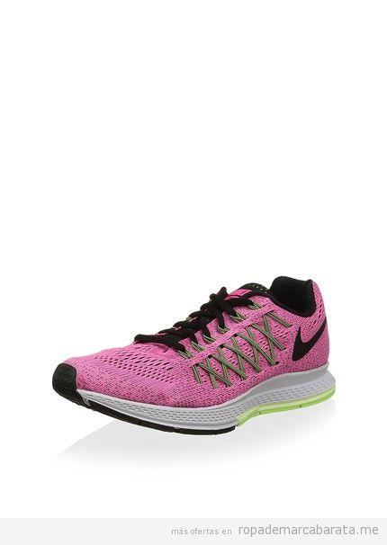 Zapatillas deporte marca Nike baratas, outlet