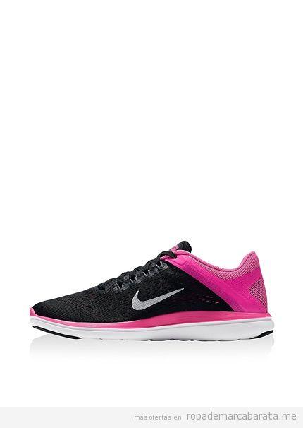 Zapatillas deporte marca Nike baratas, outlet 3
