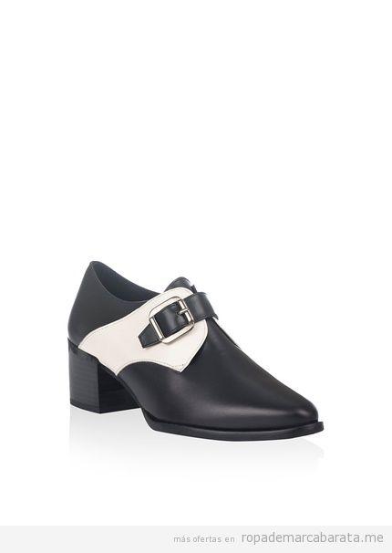 Zapatos tacón marca Laura Moretti baratos, outlet