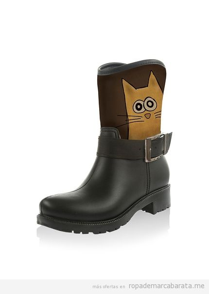 Botas de agua marca Silence of the Bees originales y baratas, outlet