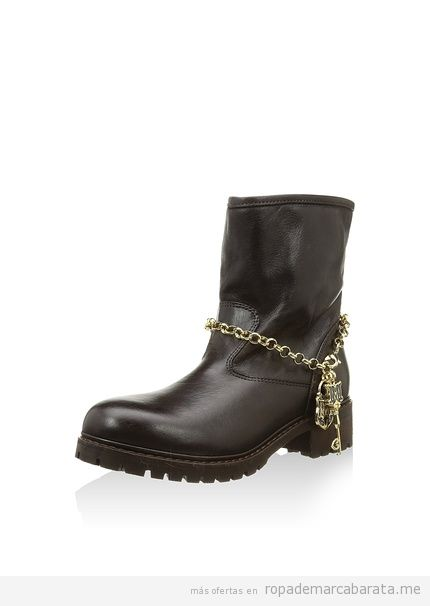 Botines mujer marca Love Moschino baratos, outlet 2